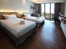 Hotel photo: Melaka River@Shore Residences