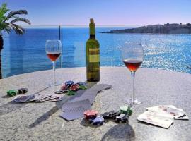Fotos de Hotel: Lovely BeachFront Villa
