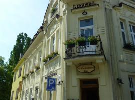 Hotel photo: Hotel & Restaurant Na Fryštátské