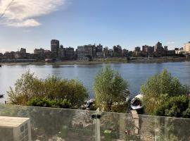 Хотел снимка: Luxurious Big Apartment - Nile View