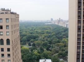 Hotel photo: Luxury 1 Bedroom Condo Steps from Central Park South