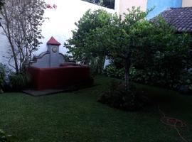 Gambaran Hotel: Casa Puerta Dorada