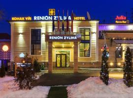 Hotel near Kazakistan