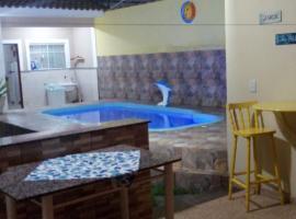 Hotel foto: casa com piscina top