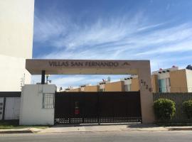 מלון צילום: CASA EN EL FRACCIONAMIENTO SAN FERNANDO 1