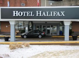 Hotel near カナダ