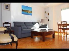 Hotel photo: Luminoso Piso en Navacerrada Wifi
