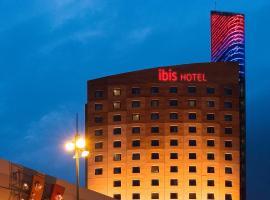 Фотографія готелю: Ibis Barcelona Meridiana