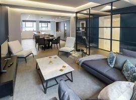 Photo de l'hôtel: a luxurious three-bedroom apartment