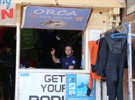 Hotel photo: Orca Dive Dahab Diving Center