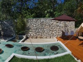 Hotel photo: Pixan Comfort Camping