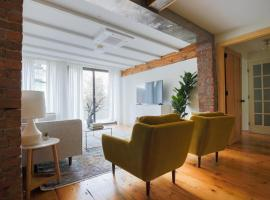 Hotel photo: Strong Place Gardens by Onefinestay