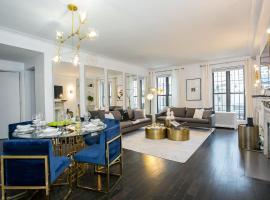 Hotel photo: Fifth Avenue Ultra Luxurious Large 3 Bedroom - Domenico Vacca Building - Gym /Doorman/Elevator