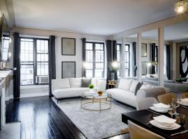 Hotel photo: Prime Fifth Avenue Ultra Luxurious Large 3 Bedroom - Gym /Doorman/Elevator 8A