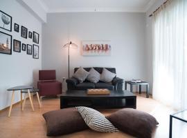 Ξενοδοχείο φωτογραφία: Spacious, Elegant and Central Flat With Lovely Terrace
