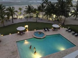 Hotel photo: Apto. amueblado en Juan Dolio con vista al mar