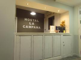 Hotel photo: Hostal La Campana