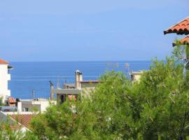 Hotel photo: Getaway Retreat with Panoramic View, 3 min from Sea