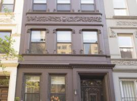 Hotel Foto: 4500sf townhouse2 terraces5 Bed5 BathCentral Park