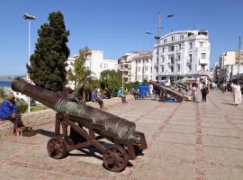 Hotel photo: Appartement hyper centre de Tanger (Boulevard Pasteur)