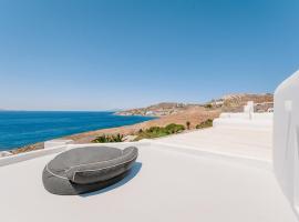 Hotel photo: Seawest A luxury dream villa in mykonos