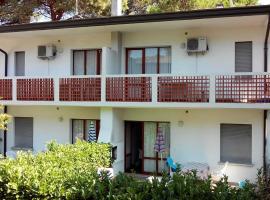 Hotel photo: Apartments in Bibione 24571