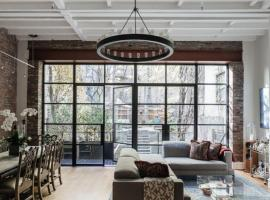 Hotel Foto: Gorgeous 6-Floor Townhouse