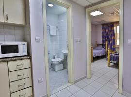 Hotel photo: اجنحة مستشفى الاردن الفندقية