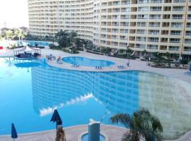 Hotel photo: شاليهات بورتو السخنه الاهرامات
