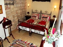 Hotel photo: Belvedere B'Tzfat Embassy-Old City-Tzfat
