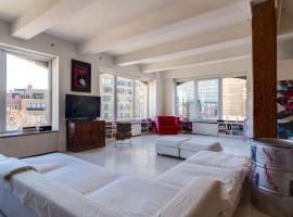 Hotel Foto: Hudson Square Loft II by Onefinestay