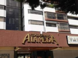 Hotel photo: 7a avenida 13-36 zona 9 Condominio Alameda