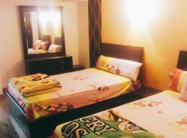 Хотел снимка: View Nile Mubasher Apartment