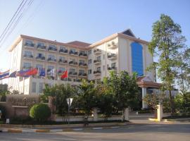 Hotel near Bătdâmbâng