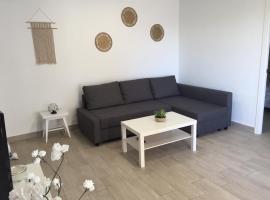 Hotel photo: Apartamento Torre Cervantes, moderno, luminoso, a 5 min de la Playa