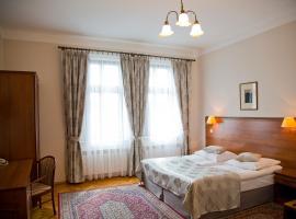 Hotel near Krakau