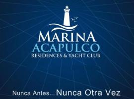 Hotel Foto: Residencial Marina Acapulco Residence and Yacht Club