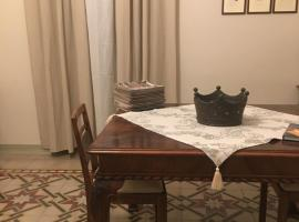 Hotel photo: Elegante appartamento in villa liberty