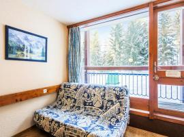 Hotel photo: Studio retour skis aux pieds village du Charvet - Maeva Particuliers 86740