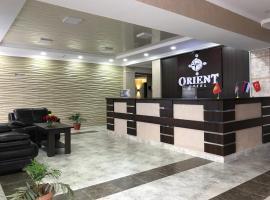 Hotel near Osh
