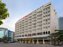Hotel near Sri Lanka