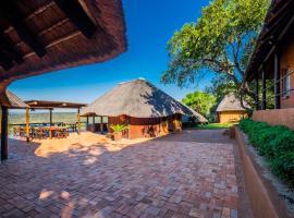 Hotel photo: Mvubu River Lodge & Spa