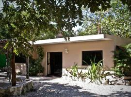 Hotel photo: Divers house near all cenotes on Eco rancho.