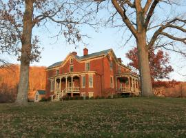 Hotel photo: The Inn at Mount Vernon Farm