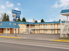 Hotel photo: Travelodge by Wyndham Quesnel BC