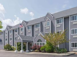 Hotel photo: Microtel Inn & Suites by Wyndham Uncasville