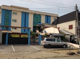 Hotel near 나이지리아