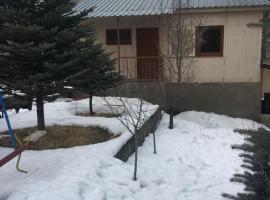 Hotel near Раздан