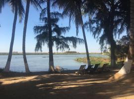 Hotel photo: Maison saint Louis Bango et sa plage privée