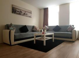 Hotel Photo: Spacious Three Floor Apartment in City Center Rozenstraat